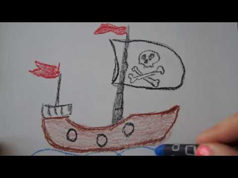 Boot Zeichnen Lernen Spamfighter Club
