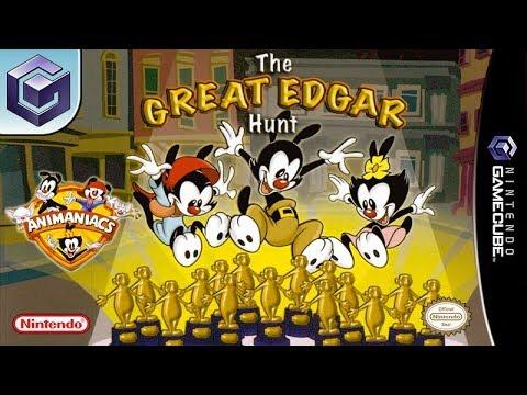Longplay of Animaniacs: The Great Edgar Hunt