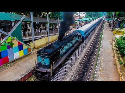 Shortest to One of the Fastest - Kolar gets a new connection : Indian Railways