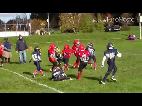 Fireplug cb moore stingray 55lb football highlight