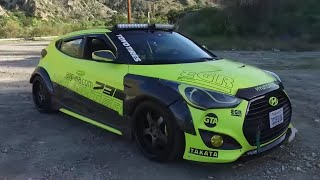Hyundai Veloster Turbo SEMA Car - One Take(What ever happens to those cars after you see them on the show floor at SEMA? Well they get auctioned off to used car dealers and people can just buy them!, 2016-05-10T11:00:00.000Z)