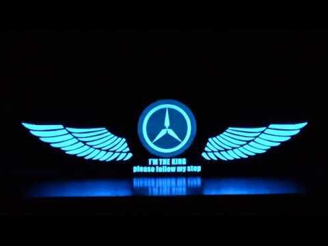 LED стикер CT25 Mercedes 4