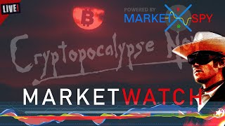 Nuances When Trading Bitcoin and Markets with MarketSpy X and Armageddon