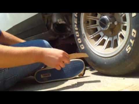 Getting back to bernie rust repair Part deux