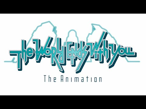 「The World Ends with You The Animation」Official Teaser Trailer