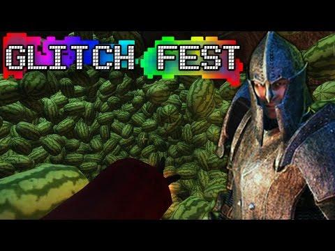 elder-scrolls-iv:-oblivion---glitchfest