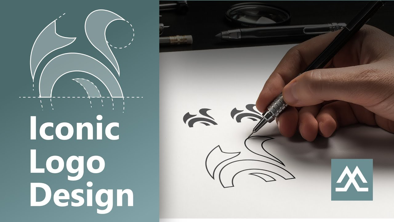 How To Design A Simple And Solid Logo Mark