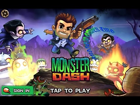 Monster Dash - HD Android Gameplay - Arcade Games - Full HD Video (1080p)