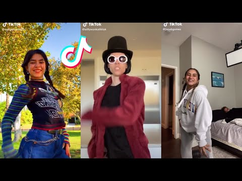 Let's start off with Bryce Hall ( Canceled Larray ) Tik Tok Dance Compilation