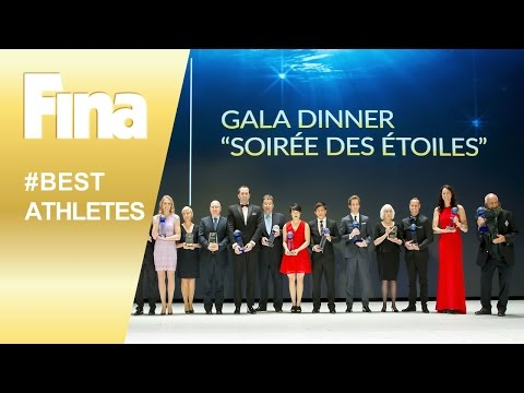 "Re-Live: FINA World Aquatics Gala ""Soirée des Etoiles"""
