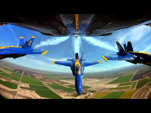 Blue Angels Air Show 1080p