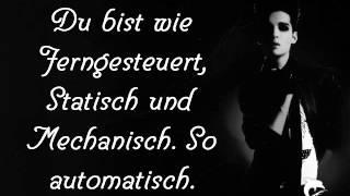 Tokio Hotel - Automatisch (Lyrics)