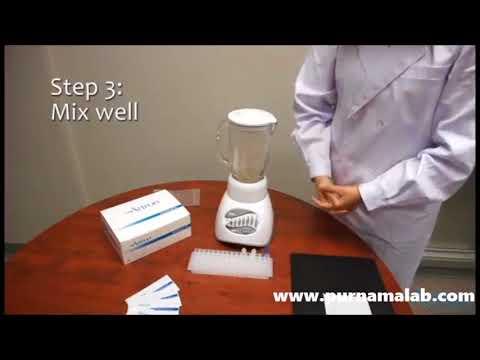 Test tutorial GMO- Seed testing CP4 EPSPS