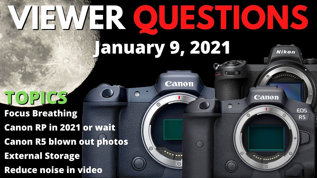 Download Viewer Questions and the News - January 9, 2021