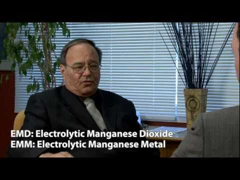 American Manganese Artillery Peak inSITE Video