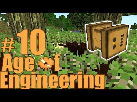 Age of Engineering #10 - Farma na Seed Oil - Doba Farmaření
