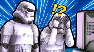Star Wars: Technical Difficulties