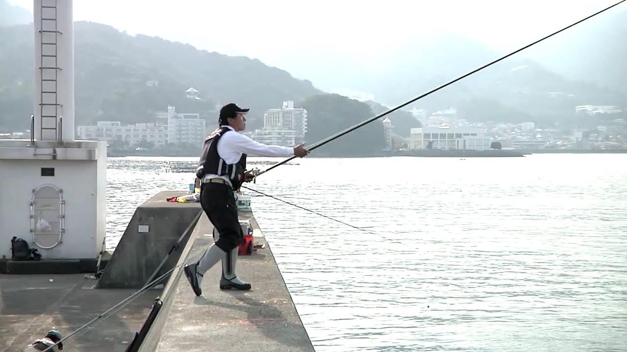 竿 遠 釣り 投 カゴ