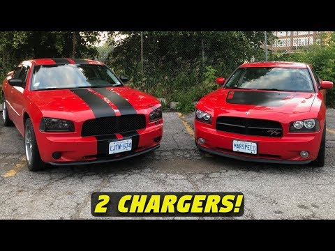 Buying my 2nd Car...Finally a HEMI! (Dodge Charger Daytona R/T Review)