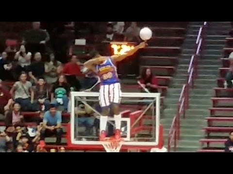 Harlem Globetrotters Vs World Allstars Albuquerque, NM 2016