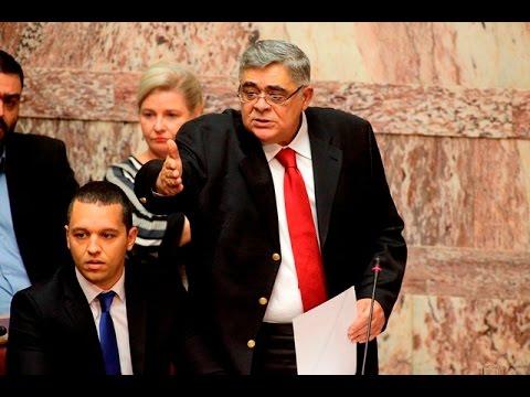 """Ν. Γ. Μιχαλολιάκος: Η Χρυσή Αυγή απαιτεί ελληνικό """"Casus belli"""" κατά της τουρκικής προκλητικότητας"""