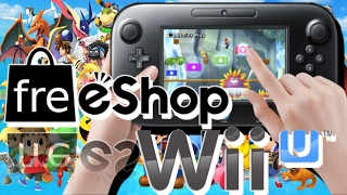 FREESHOP WIIU 2017 How to Download and Install Wiiu Games Easy without Ftp