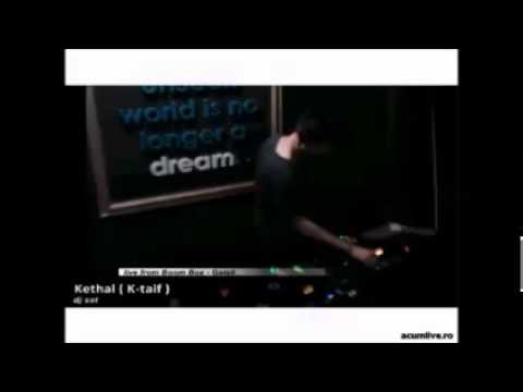 Kethal (K-taif) @ Groove ON's mobile studio broadcast (26.04.2014)