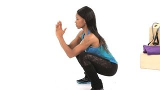 How to Do a Squat Hop | Plyometric Exercises