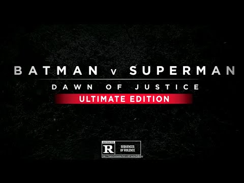 Batman v Superman: Dawn of Justice - Ultimate Edition (2016) film review