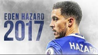 Eden hazard► las mejores jugadas pases y goles 2017