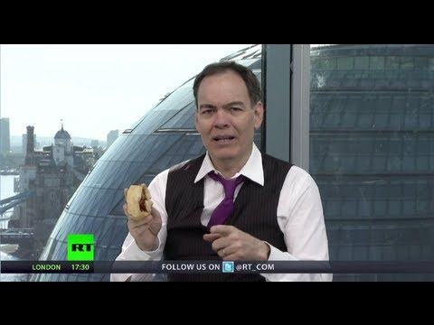 Keiser Report: UK 'Cult' of 'Saving' (E485)