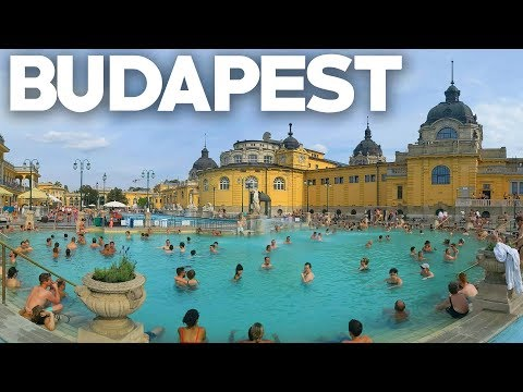 BUDAPEST Travel Guide - Top Things To Do In Budapest Hungary