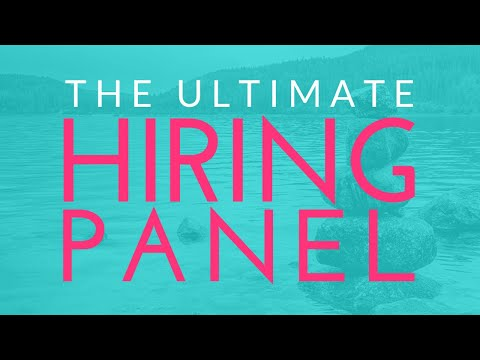 The Ultimate Hiring Panel for Maid Services