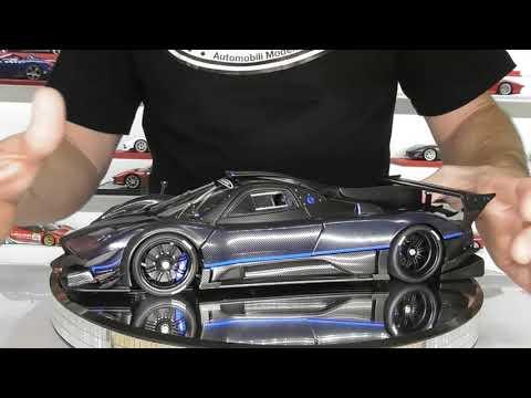 PAGANI ZONDA REVOLUTION by AUTOart Models - Full Review