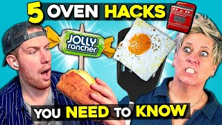 5 DIY Oven Hacks You Need To Know | You're Doing It Wrong