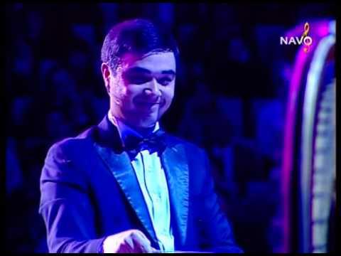 даврон исламович Шторм. молодежный симфонический оркестр Узбекистана