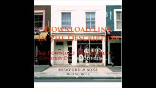 Mumford & Sons - Little Lion Man (Free Album Download Link) Sigh No More