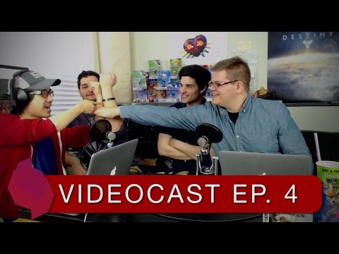 [VIDEOCAST] Ep 4. $74.99 games, most anticipated, BLOODBORNE, and collector editions
