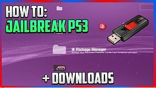 How To JailBreak PS3 (How To JailBreak A PS3 With A USB) 4.82 October 2018 WORKS!!!!!!!!!