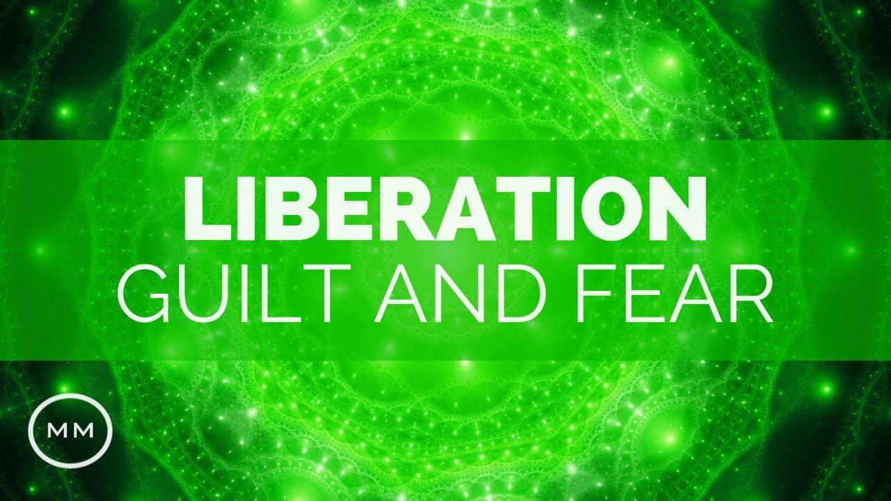 396 Hz - Liberation of Fear & Guilt - Binaural Beats - Solfeggio Meditation  Music