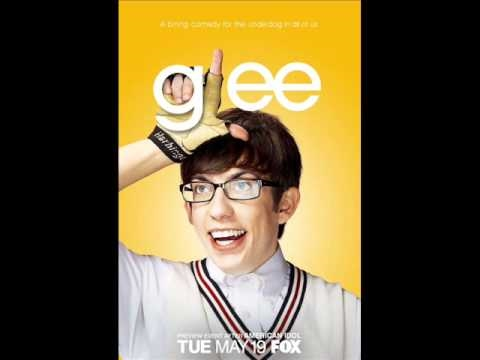 GLee Cast- Dancing with Myself (HQ)
