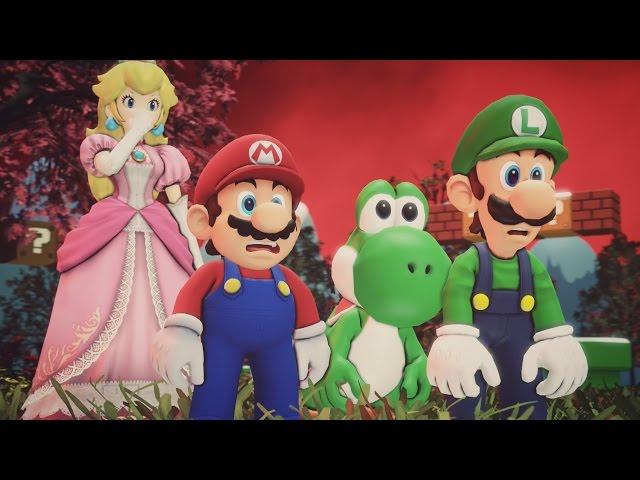 [SFM] Mario's NightMare