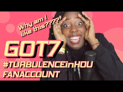GOT7 #TURBULENCEinHOU HI-TOUCH FANACCOUNT