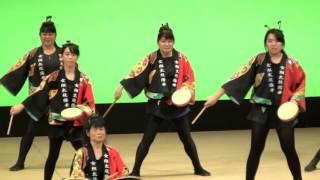 女組太鼓「結華」 楽走 (らん) 11月8日藤枝市文化祭で発表した演奏です...