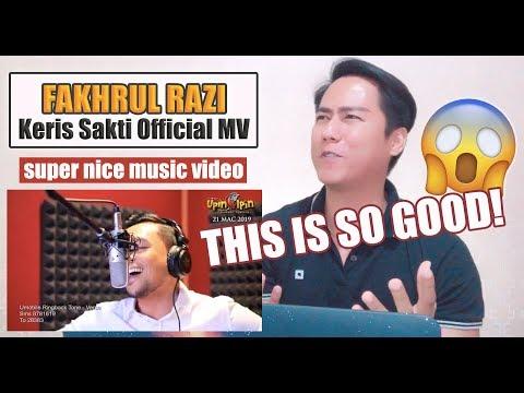 Free Download [singer Reacts] Keris Sakti (official Mv) - Fakhrul Razi Ost Upin & Ipin : Keris Siamang Tunggal Mp3 dan Mp4