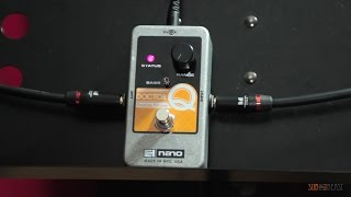 Electro-Harmonix Doctor Q on bass