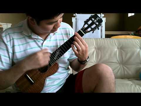 Trapped (ukulele cover)