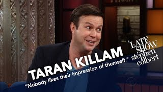 Taran Killam Is A Master Of Impressions