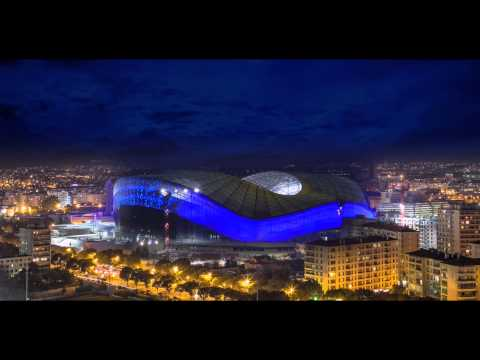 Le Nouveau Stade Vélodrome se découvre ...