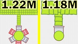 Arras.io - The Architectural Construction of Maze Mode (1.22M & 1.18M Score)